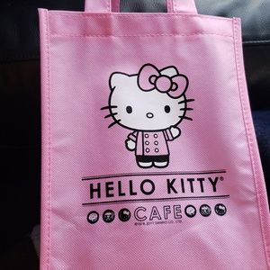 Hello kitty cafe small tote